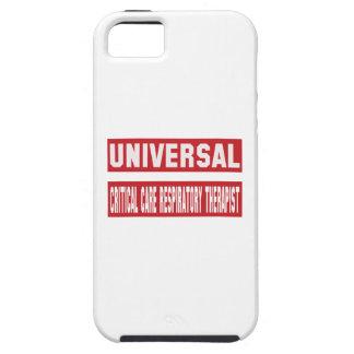 Universal Critical Care Respiratory Therapist. iPhone SE/5/5s Case