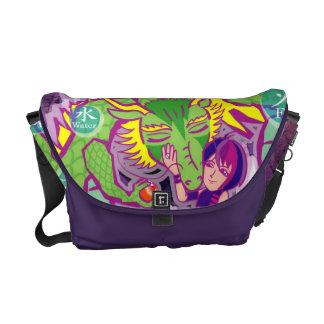 Universal Dragon Courier Bag