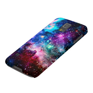 Universal Energy Airbrush Art Case For Galaxy S5