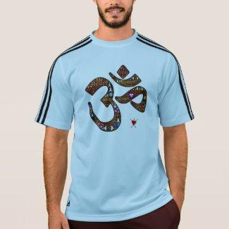 Universal energy, spirit, & wholeness. Ohm! Tee Shirts