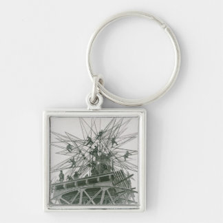 Universal Exposition of 1900 Keychain