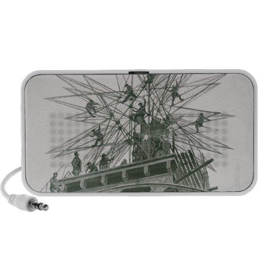 Universal Exposition of 1900 Portable Speaker