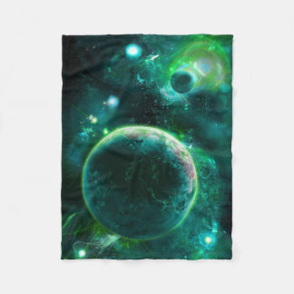 Universal Fantasy Small Fleece Blanket