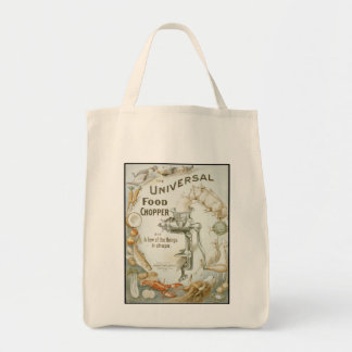 UNIVERSAL FOOD CHOPPER TOTE BAG