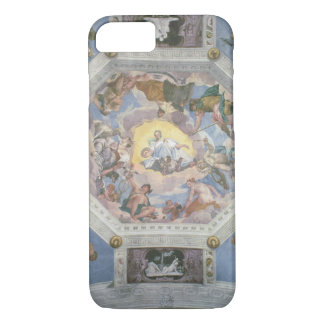 Universal Harmony, or Divine Love, from the ceilin iPhone 8/7 Case