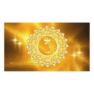 Universal Healing Light Business Card