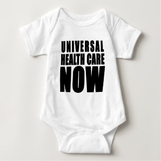Universal Health Care Now Products Baby Bodysuit