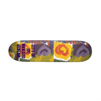 Universal Hearts Skateboard