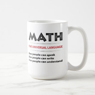 Universal Language Coffee Mugs