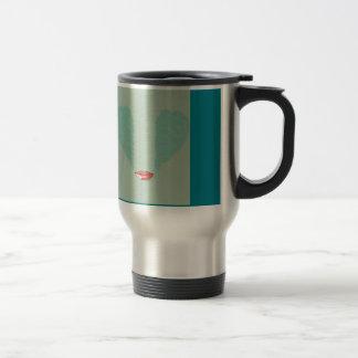 Universal language travel mug