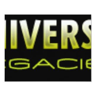 Universal Legacies Team Wear Card