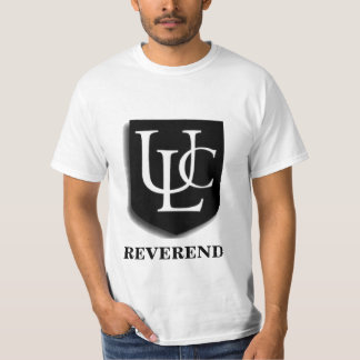 Universal Life Church, Reverend T-Shirt