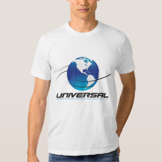 Universal Logo T-Shirt - White