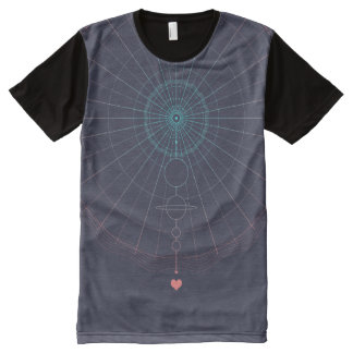 universal love All-Over-Print T-Shirt