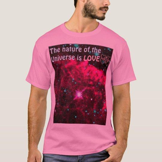 Universal Love mens shirt
