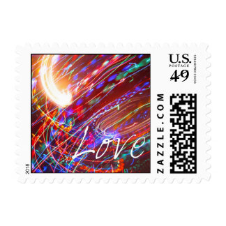 Universal Love Postage Stamp
