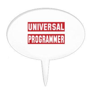 Universal Programmer Cake Topper