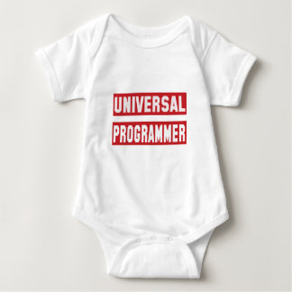 Universal Programmer Tshirt