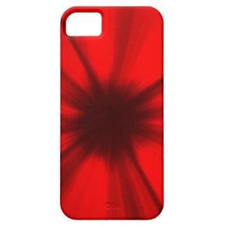 Universal RedBurst de Barely There del iPhone 5 de iPhone 5 Funda