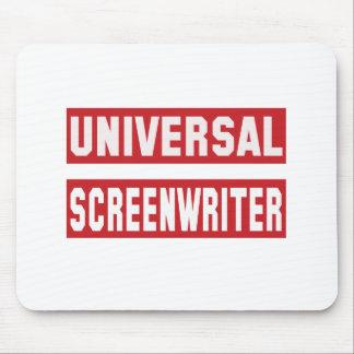Universal Screenwriter Mouse Pad