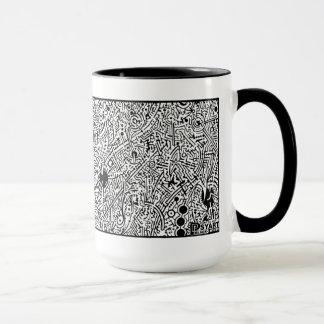 'Universal Seed' (crop section) NEGATIVE Mug