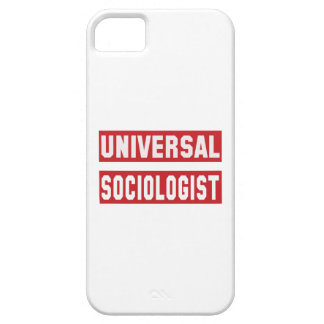 Universal Sociologist iPhone SE/5/5s Case