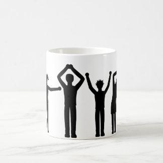 Universal Symbol L-O-V-E People Mug