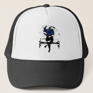 Universal Thinking Trucker Hat