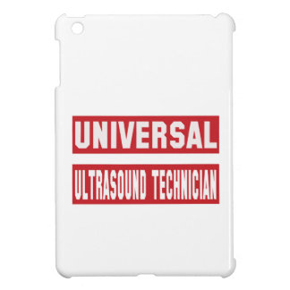Universal Ultrasound Technician. iPad Mini Case