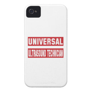 Universal Ultrasound Technician. iPhone 4 Case