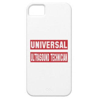 Universal Ultrasound Technician. iPhone SE/5/5s Case
