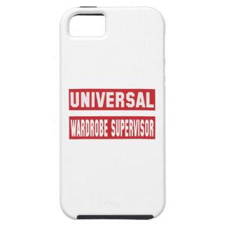 Universal Wardrobe Supervisor. iPhone SE/5/5s Case