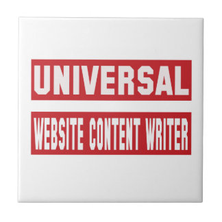 Universal Website content writer. Ceramic Tile