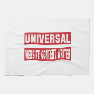 Universal Website content writer. Kitchen Towel