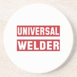 Universal Welder Sandstone Coaster