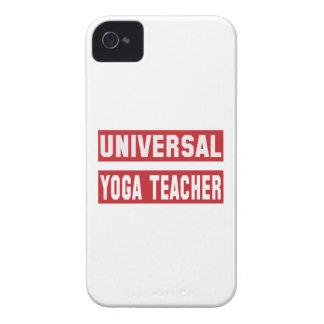 Universal Yoga Teacher. Case-Mate iPhone 4 Case