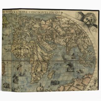 Universale Descrittione Map Binders