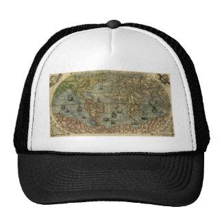 Universale Descrittione Map Trucker Hat