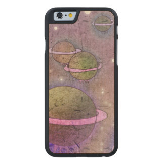 Universe 2012 carved® maple iPhone 6 case