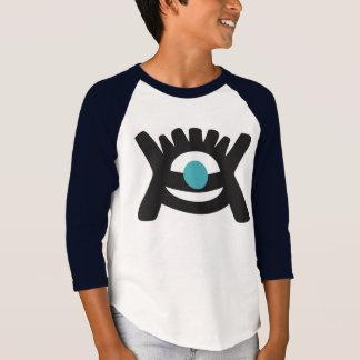 Universe 3/4 Sleeve Raglan T-Shirt