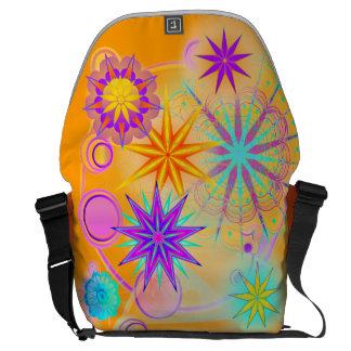 Universe #5 messenger bags