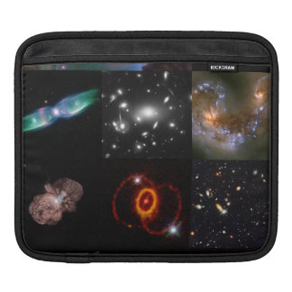 Universe Collage Sleeves For iPads