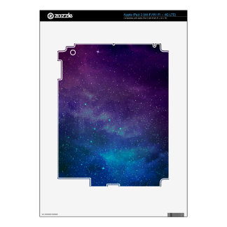 Universe Decals For iPad 3