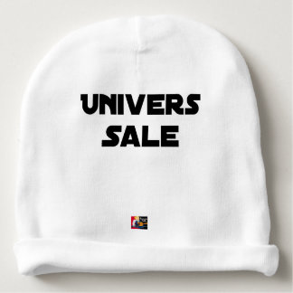 UNIVERSE DIRTY - Word games - François City Baby Beanie