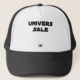UNIVERSE DIRTY - Word games - François City Trucker Hat