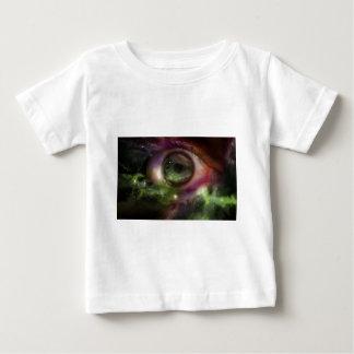 Universe Eyeball Baby T-Shirt