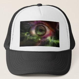 Universe Eyeball Trucker Hat