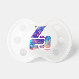 Universe 'Fingers Crossed' Baby Pacifiers