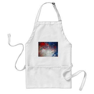 Universe - Galaxy - Cosmos - Milky Way Adult Apron
