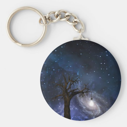 Universe Idea Keychain